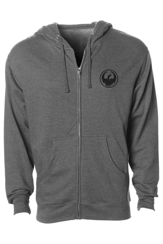 BAND TOGETHER ZIP HOOD