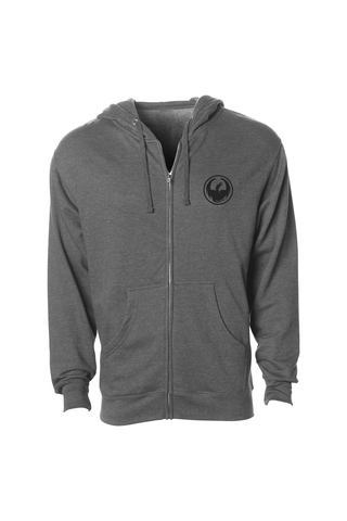 BAND TOGETHER ZIP HOOD F16