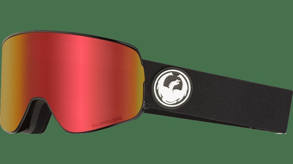 Dragon X2 Goggle 2018 Lumalens X2 Black//Polarized LumaLens