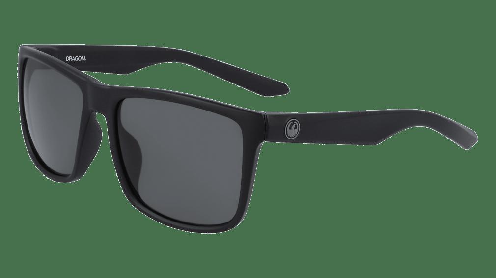 DRAGON Floating Sunglasses DR JAM POLAR H2O 003 Matte Black with Petrol Lenses
