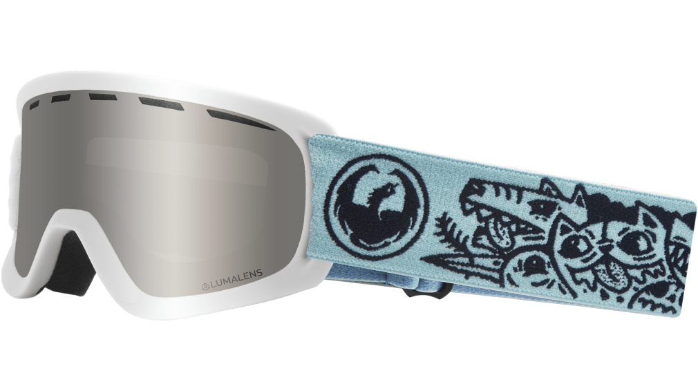 4eceb85e4fe5 DR Lil  D 6 Snow Goggles for Kids